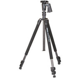 Sunpak UltraPRO 423 Tripod Kit with 620-CPG Pistol Grip Ball Head