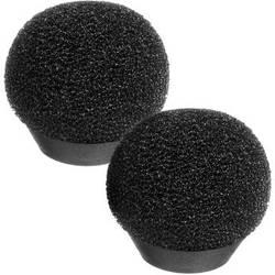 Auray WLF-EC44-2 Foam Windscreens for Sony ECM-44 Lavalier Microphone (2-Pack)