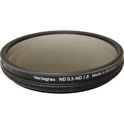 Heliopan 60mm Variable Gray ND Filter