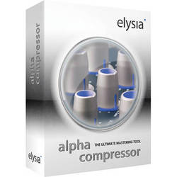 elysia alpha compressor - Mastering Plug-In for Native Systems (Download)