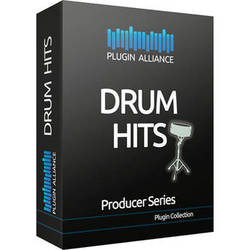 Plugin Alliance Drum Hits - Drum Processing Plug-Ins Bundle (Download)
