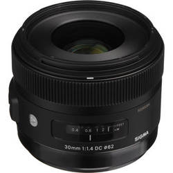 Sigma 30mm f/1.4 DC HSM Art Lens for Sony