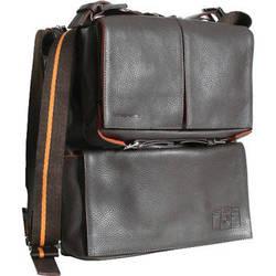 Lomography Sidekick Leather Bag (Brown)