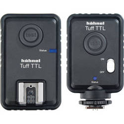 hahnel Tuff TTL Flash Trigger For Nikon Cameras