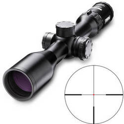 Steiner 1.6-8x42 Nighthunter Xtreme Riflescope (4A-1 German #4 Illuminated Reticle)