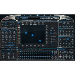 Rob Papen Blade - Virtual Synth Software for Composers, Producers, and Sound Designers (Download)