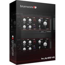 Brainworx bx_dynEQ V2 - Dynamic Equalizer Plug-In (Download)