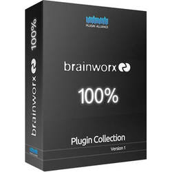 Brainworx 100% BX Bundle-V2 - Entire Brainworx Plug-In Collection (Download)