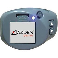 Azden DW-10T Beltpack Transmitter - Receiver with Lithium-Ion Battery