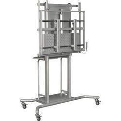 Balt iTeach Electric Adjustable Flat Panel Cart