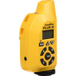 PocketWizard Plus III Transceiver (Yellow)