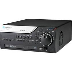 EverFocus EPHD04 Slimline 4-Channel 1080p Real-Time HD-SDI DVR (4TB)