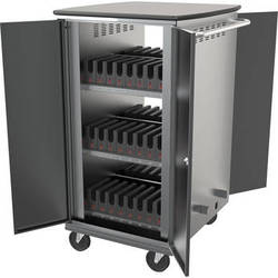 Balt iTeach High Capacity Rolling Charge Cart for 48 Tablets
