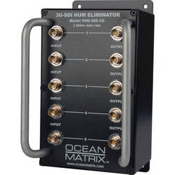 Ocean Matrix 3G-SDI Video Hum Eliminator (5-Channel)