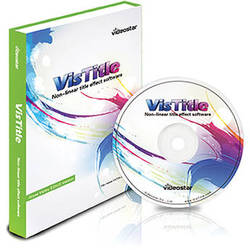 VisTitle VisTitle 2.5 Title Effects Software for Adobe Premiere Pro