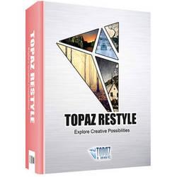 Topaz Labs LLC ReStyle Plug-In (DVD)