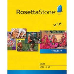 Rosetta Stone Arabic Levels 1-3 (Version 4 / Mac / Download)