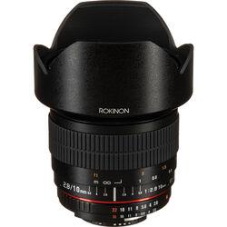 Rokinon 10mm f/2.8 ED AS NCS CS Lens for Nikon F Mount