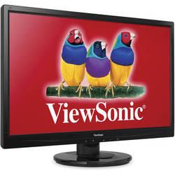 "ViewSonic VA2746M-LED 27"" Widescreen LED Backlit LCD Monitor"