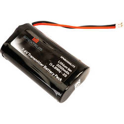 Spektrum 2000mAh Lithium Transmitter Battery