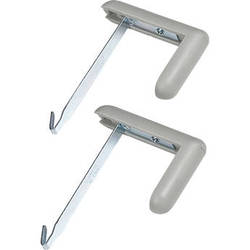 Balt Cubicle Board Hangers (Set of 2)