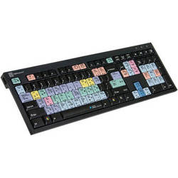 LogicKeyboard Sony Vegas Pro American English NERO PC Slim Line Keyboard