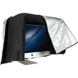 "Seaport i-Visor iMac 27"" Dark Cloth"