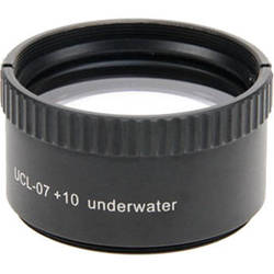 I-Torch UCL-07 +10 Achromatic Underwater Close-Up Lens