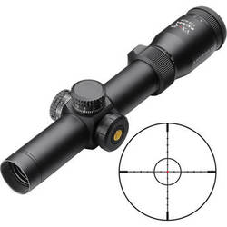 Leupold VX-R Patrol 1.25-4x20 Riflescope (FireDot Special Purpose Reticle)