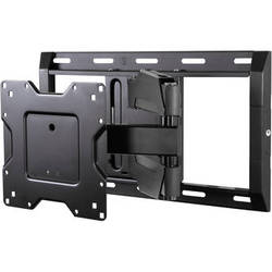 "OmniMount OC120FM Full-Motion Wall Mount for 43-70"" Displays (Black)"