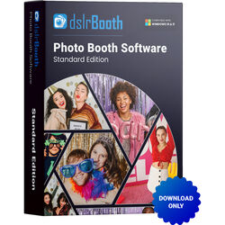 dslrBooth Standard Windows Edition Photo Booth Software (Download)