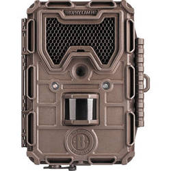 Bushnell 3MP Trophy Cam HD Trail Camera with No-Glow Black LEDs (Brown)
