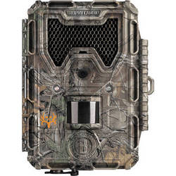 Bushnell 3MP Trophy Cam HD Trail Camera with No-Glow Black LEDs (Realtree Xtra Camo)