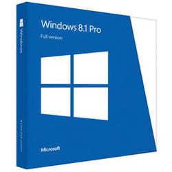 Microsoft Windows 8.1 Pro OEM System Builder DVD (64-bit)
