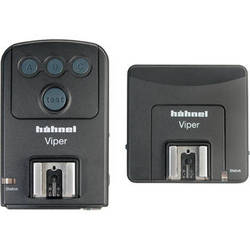 hahnel Viper Wireless Group Flash Trigger for Canon Cameras