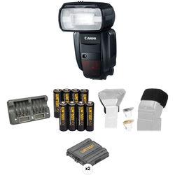 Canon Speedlite 600EX-RT Essential Portrait Kit