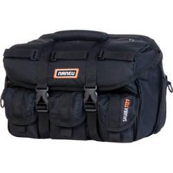 Naneu 113F Sahara Messenger Bag (Black)