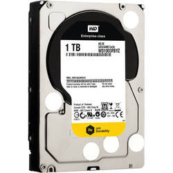 "WD 1TB Re Datacenter 7200 rpm SATA III 3.5"" Internal HDD"