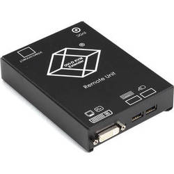 Black Box ACS4001A-R2 ServSwitch KVM (DVI/USB) over CATx Dual-Access Extender Kit
