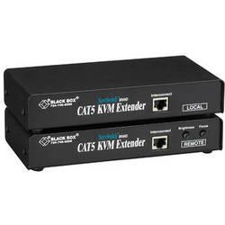 Black Box ACU1002A ServSwitch KVM (VGA/PS/2/Serial) over CAT5 Single-Access Extender Kit