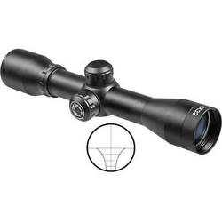 Barska 4x32 Contour Scope (Crossbow Reticle, Black)