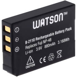 Watson NP-48 Lithium-Ion Battery Pack (3.6V, 880mAh)
