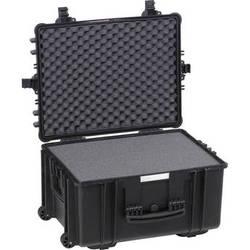 Explorer Cases Large Hard Case 5833 with Foam & Wheels (Black)