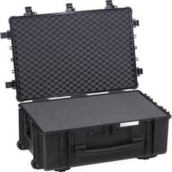 Explorer Cases Large Hard Case 7630 with Foam & Wheels (Black)