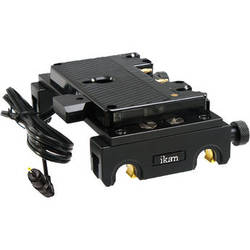 ikan Quick Release Pro Battery Kit with V Type Mount for BMPCC