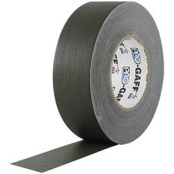 "Visual Departures Gaffer Tape - 2"" x 55 Yards (Olive)"