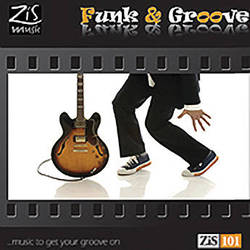 Sound Ideas CD: The Zis Music Library - Funk & Groove