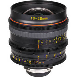 Tokina Cinema ATX 16-28mm T3 Wide-Angle Zoom Lens for PL
