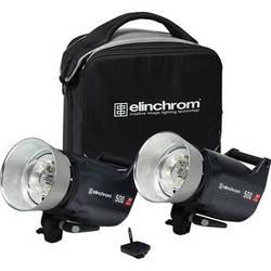 Elinchrom ELC Pro HD 500/500 To Go 2 Light Kit
