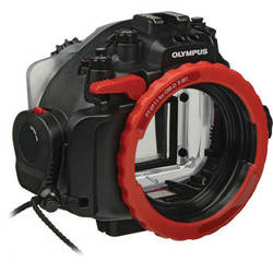 Olympus PT-EP11 Underwater Housing for OM-D E-M1 Micro Four Thirds Camera